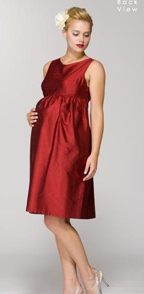Modelos de vestidos para embarazadas gorditas