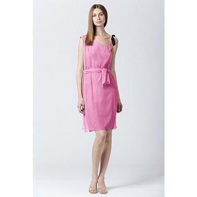 vestidos rosados de fiestas
