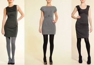 vestidos casuales muy modernos