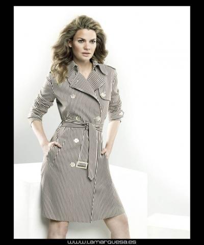 hermosos vestidos casuales estampados