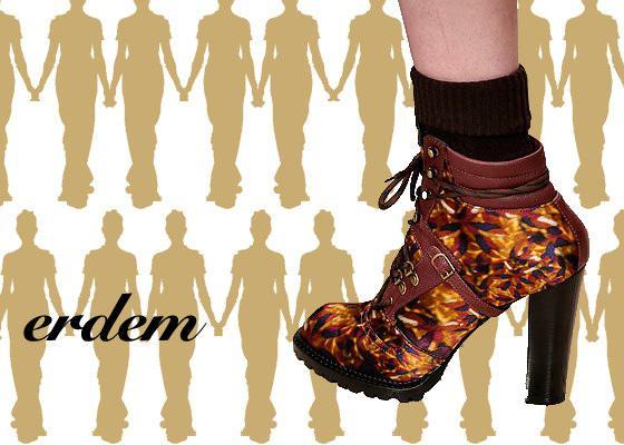 zapatos raros