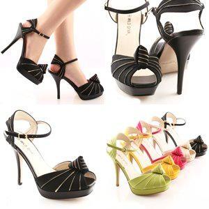 moda del calzado