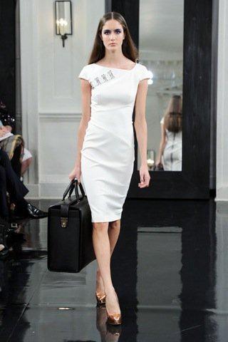 vestidos blancos cortos