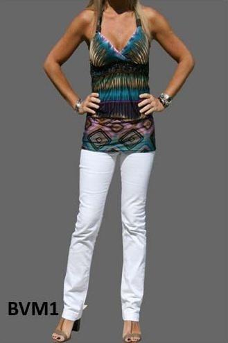 blusas modernas