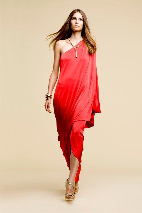 vestidos de moda 2011