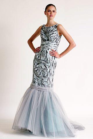 vestidos de faldas amplias