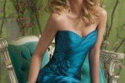 Selección de vestidos con escote corazón