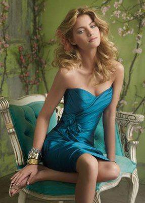 vestidos muy elegantes
