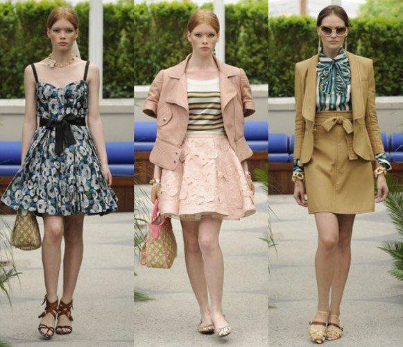 vestidos y complementos para el verano
