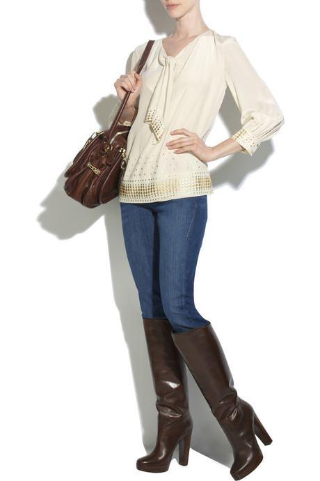 chompas y blusas manga larga