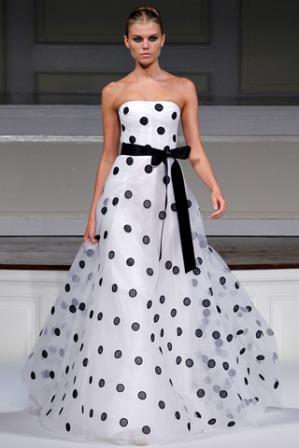 vestidos con volumen