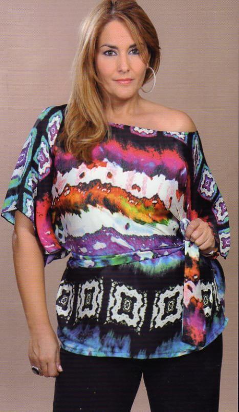 moda para gorditas 2011