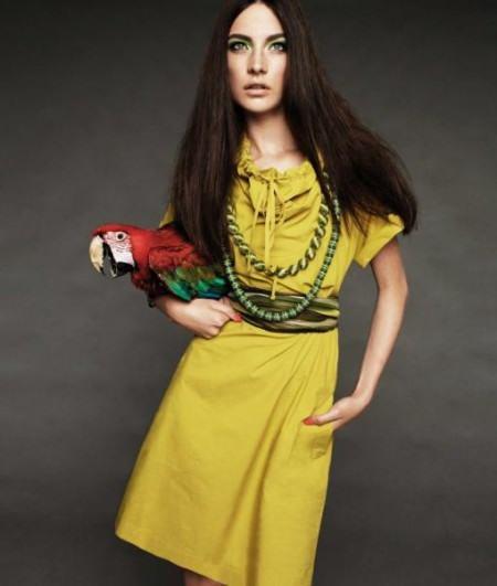 vestidos varios colores