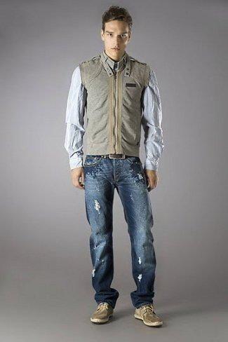 moda casual para hombres