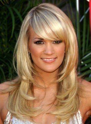 peinados de moda para cabello largo