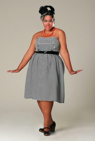 vestidos talla grande