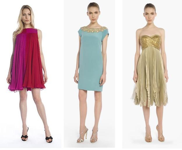 vestidos simples modernos