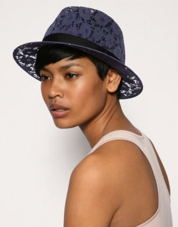 gorros y sombreros de mujer