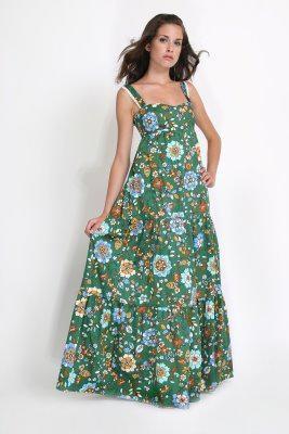 vestidos frescos playeros