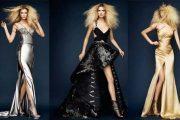 Alta moda para la mujer: Trajes muy elegantes de fiesta