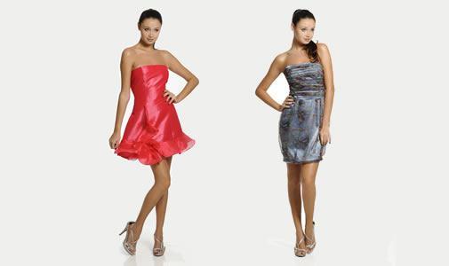 vestidos de tendencias de moda