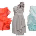 Vestidos cortos y elegantes para bodas