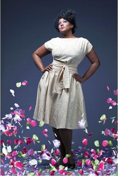 moda 2011 para gorditas