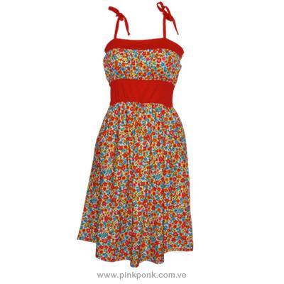 vestidos casuales juveniles