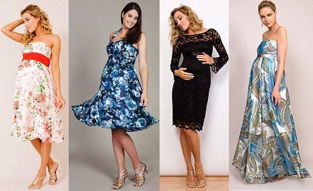 trajes embarazadas