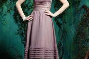 Vestidos sencillos pero elegantes