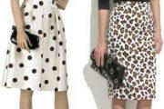 Faldas de moda muy femeninas