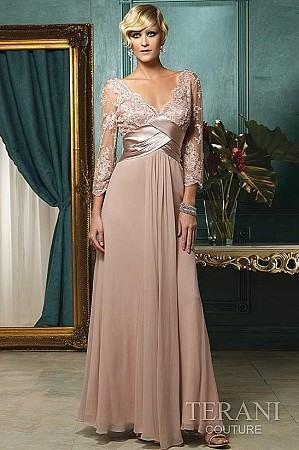 Vestidos de gala para fiesta de boda