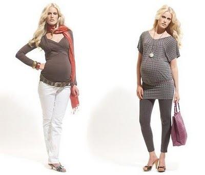 ropa verano para embarazadas