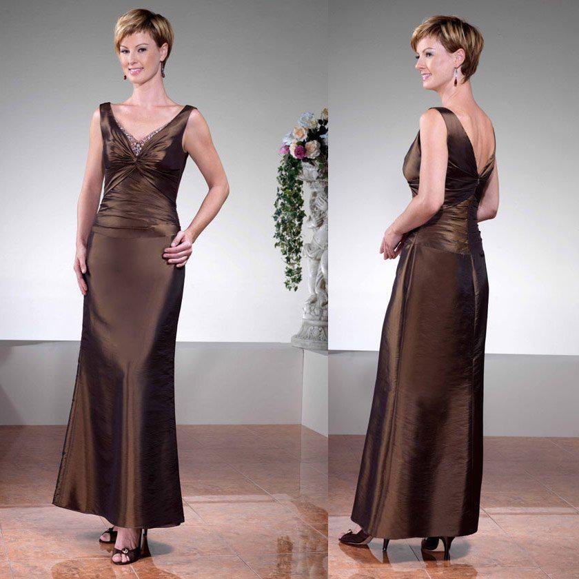 Vestidos de fiesta para senoras moda 2013