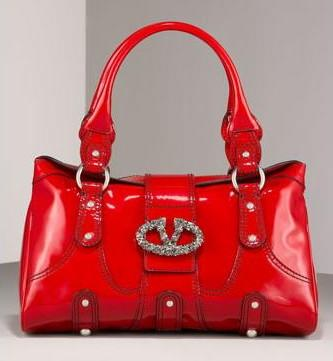 bolsos color rojo