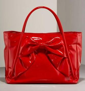 bolsos color rojo