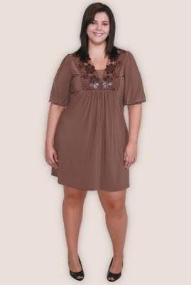 vestidos tallas especiales