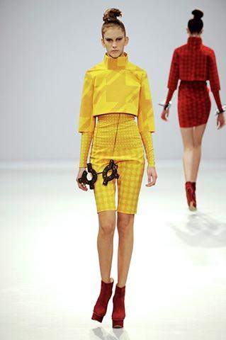 vestidos con botones
