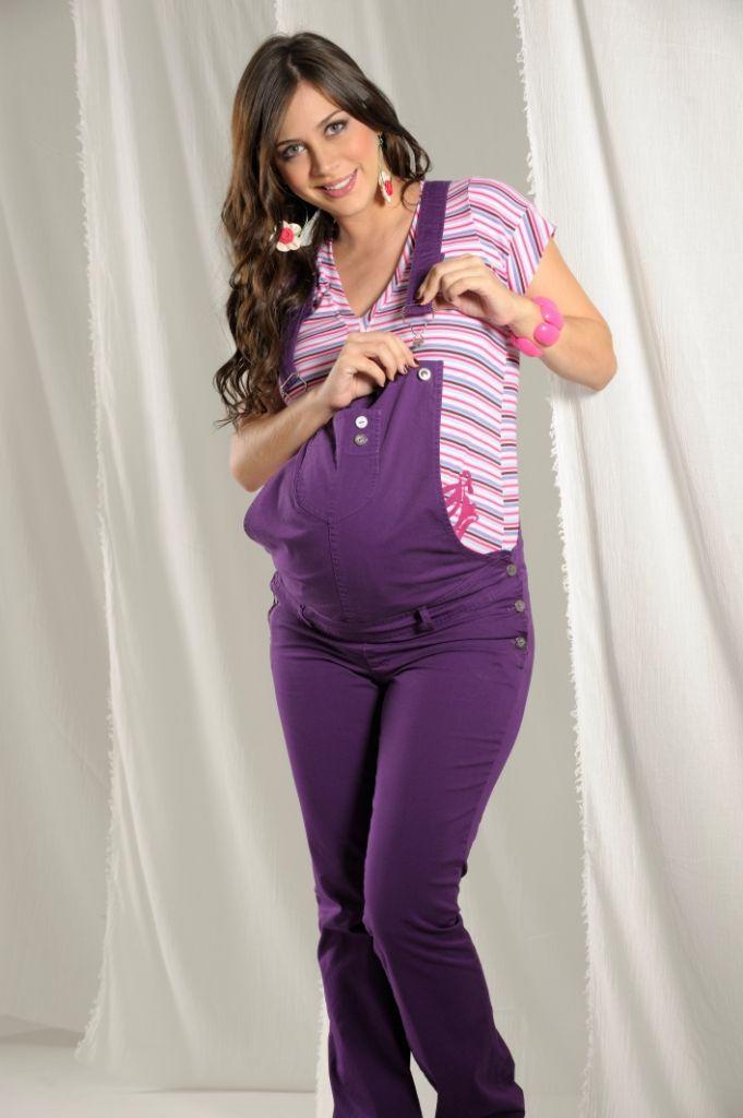 Moda para las embarazadas más sexys | AquiModa.com