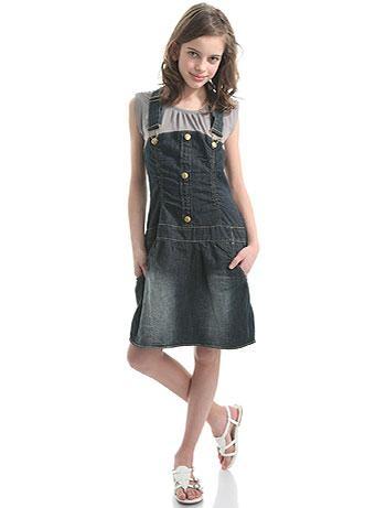 vestidos jean