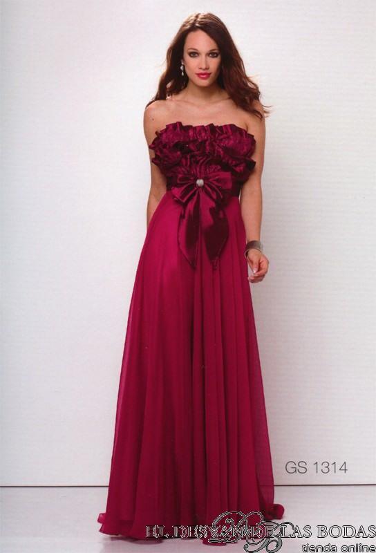vestidos asimetricos
