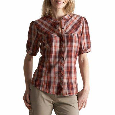 blusas de cuadros