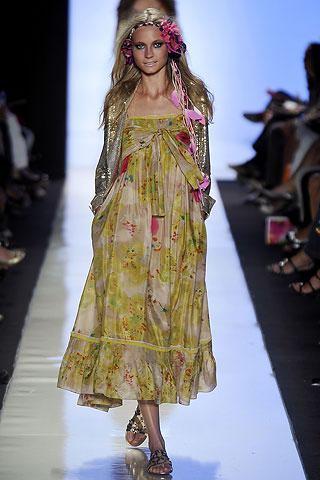 vestidos estampados de flores