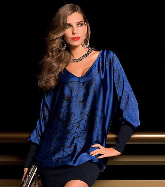 blusas elegantes de vestir