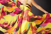 Diseños de vestidos para gorditas de Mac Duggal