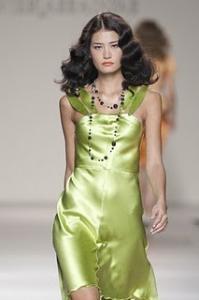 vestidos de satin