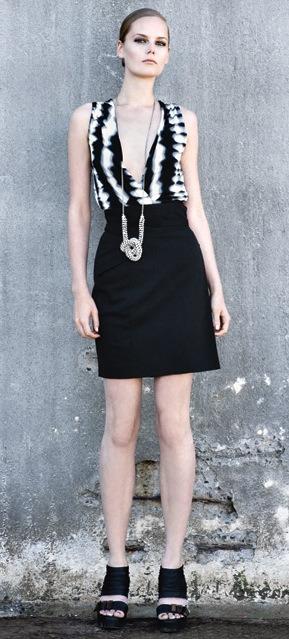 vestidos combinados