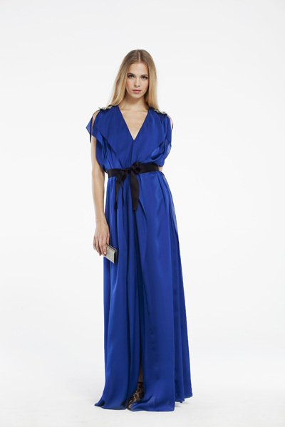 vestidos rectos