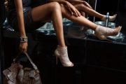 Zapatos ideales para una fiesta de lujo