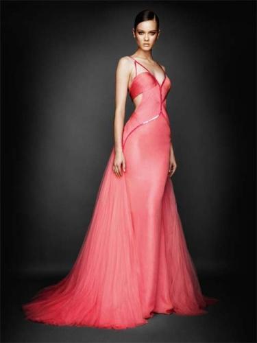 073f3c881 Vestidos largos hermosos modelos favorecedores